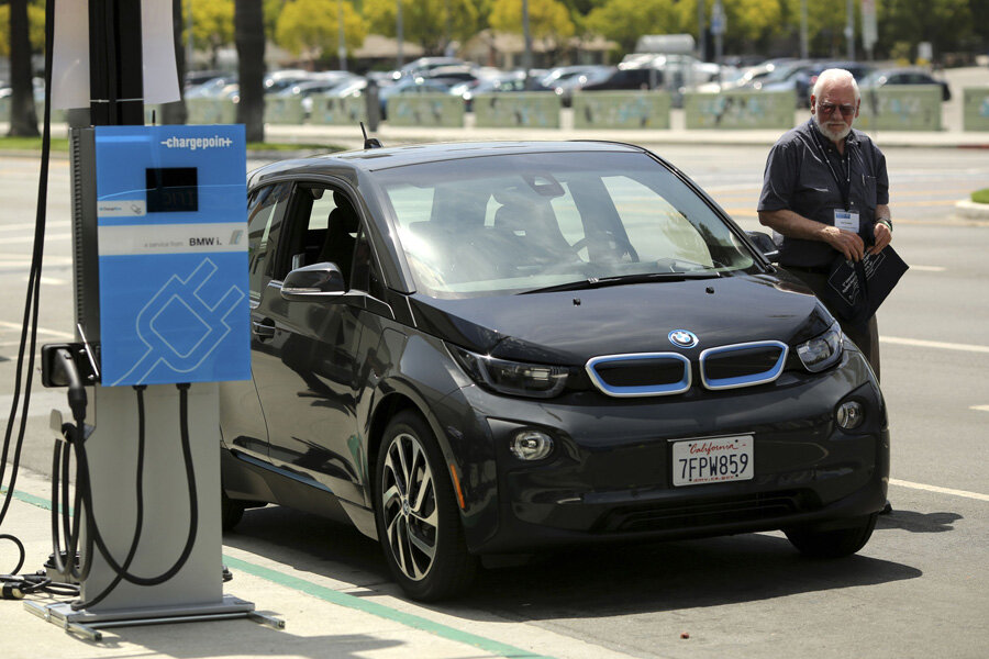 California Boosts Electric Car Rebates For Low Income Families