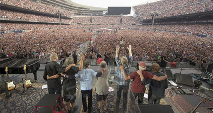 Grateful Dead: These five shows encapsulate the band's career (+video)