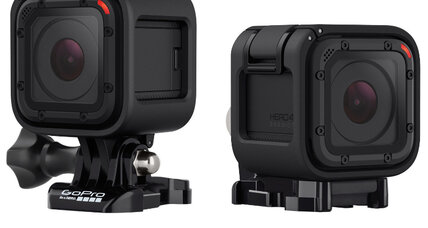 Hero4 Session: How small can the GoPro go? (+video)