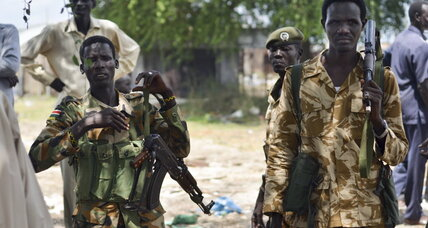 In new strategy, S. Sudan army strikes rebels where it hurts: their livelihood