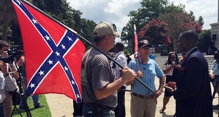 S. Carolina lawmakers begin debate on taking down Confederate battle flag