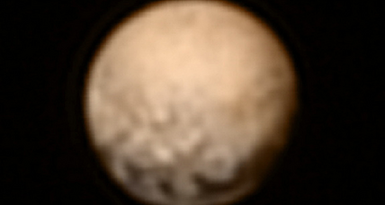 Will New Horizons probe solve mystery of Pluto's bizarre dark spots?