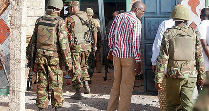 Al Shabab attack in northeast Kenya is deadliest since university massacre