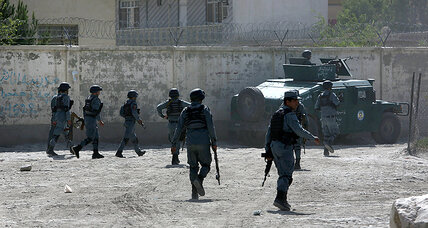 Taliban attacks in Kabul kill one, wounds three, including NATO soldier