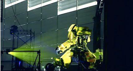 It's on: Japan accepts giant-robot-duel challenge from US