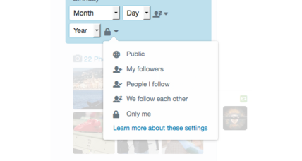 Twitter wants to know your age, for birthday wishes – and advertisers