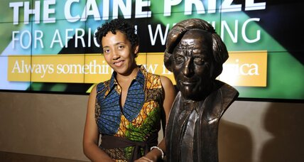 African literature: Caine Prize winner stages small 'mutiny' by sharing bounty