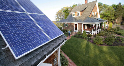 Sun power for all? Solar panels coming to low-income neighborhoods