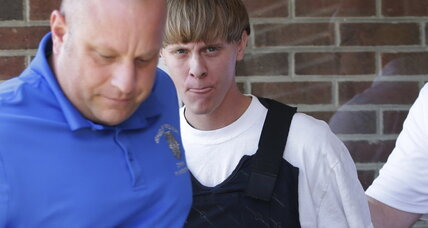 Dylann Roof indicted on three attempted murder charges