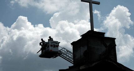Why Muslims are raising money for black churches destroyed by fire
