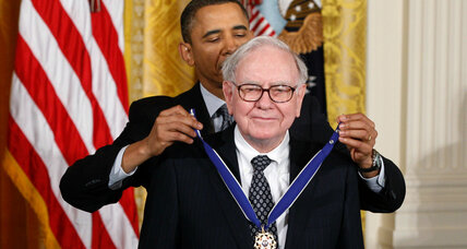 Warren Buffett donates $2.8 billion to five charities