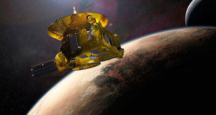 New Horizons: Will it solve these three mysteries about Pluto? (+video)