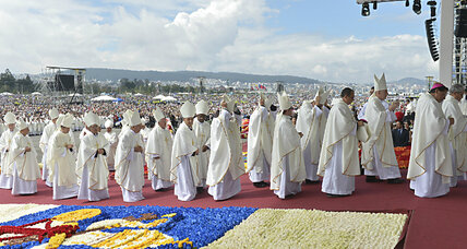 Why Pope Francis focused on environment in Ecuador (+video)