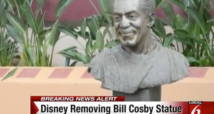 Disney World removes Bill Cosby statue. The right business decision?