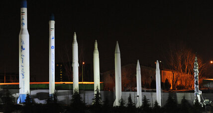 How powerful is Iran's ballistic program?
