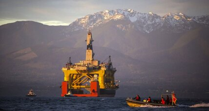 Shell starts drilling for oil in the Arctic this month
