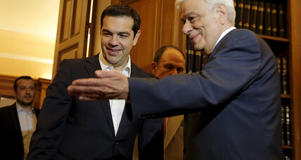 Greece proposes three-year financial rescue plan by Europe