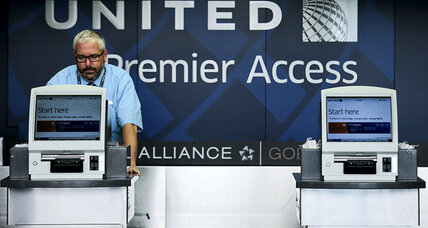 United Airlines suffers 2nd major grounding in two months