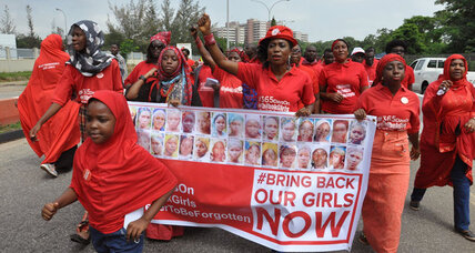Boko Haram offers to exchange Nigerian schoolgirls for jailed militants