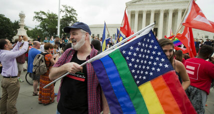 Same-sex marriage and federalism: Miles's Law wins, again