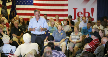 Did Jeb Bush really ask Americans to extend their workweek?