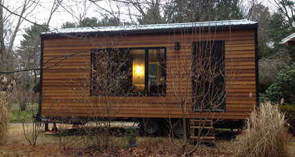 Three ways to finance a tiny house