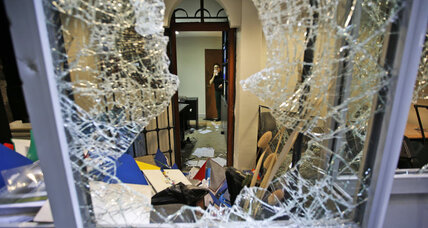 Turkish protesters ransack Thai Consulate over Uighur deportations