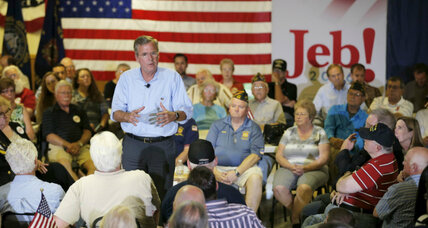 Did Jeb Bush really say Americans need to work more hours?