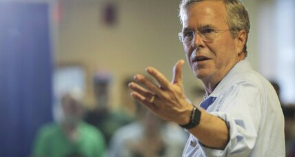 Jeb Bush says Americans need to work longer hours. He's (mostly) right. (+video)