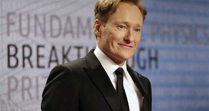 Conan O'Brien: Here's the special Comic-Con activity he's hosting