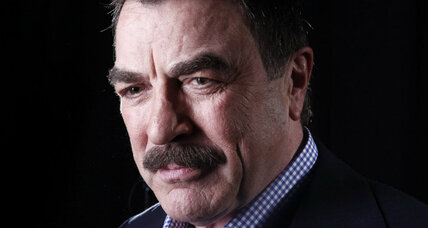 Tom Selleck in hot water... for stealing water?