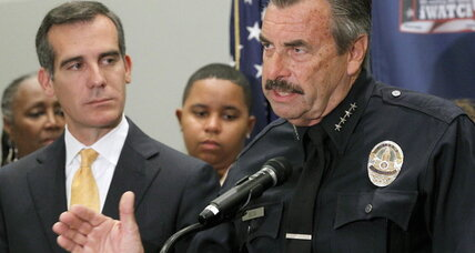 Los Angeles responds to rising 2015 crime rates