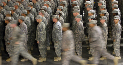 Why is the US Army cutting troops?