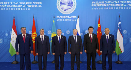 Islamist threat to Russia looms large at Central Asia security summit