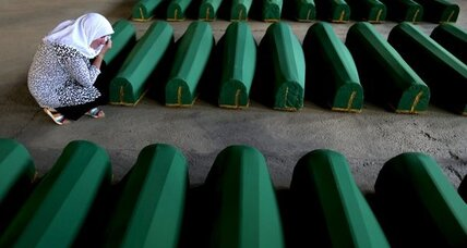 Why Russia is unwilling to call Srebrenica massacre genocide (+video)