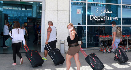 For thousands of UK tourists sent home, why Tunisia anyway?