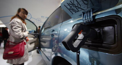 China pumps up production of electric cars, plug-in hybrids vehicles in June