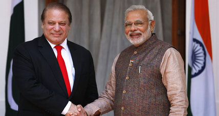 India and Pakistan, neighbors with checkered past, to discuss combating terrorism