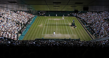 Tennis questions, anyone? Take our Wimbledon quiz