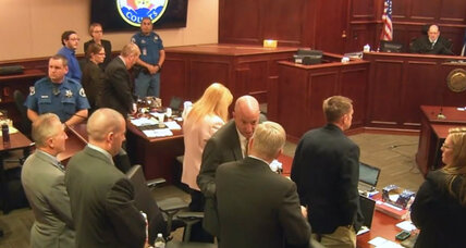 At core of James Holmes trial: How severe is defendant's mental illness? (+video)