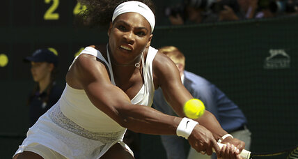 Wimbledon 2015: Serena Williams completes the 'Serena Slam'