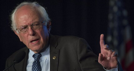 Could Bernie Sanders' independent status shut him out of New Hampshire's Democratic primary?