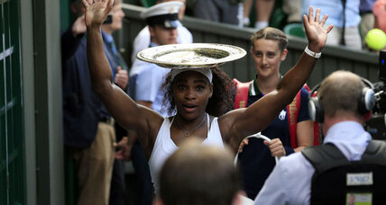 Serena Williams wins Wimbledon: What's next? (+video)