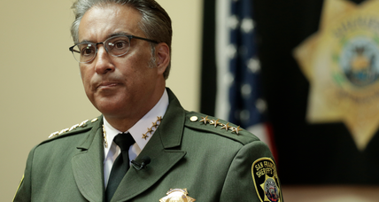 San Francisco sheriff's woes began before immigration uproar