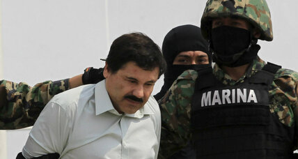 'El Chapo' escapes again. What could it mean for US-Mexico relations? (+video)