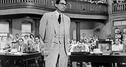 With 'Go Set a Watchman,' Atticus Finch shows complexities of racism in America (+video)