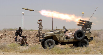 Iraq begins offensive to retake Anbar province from ISIS