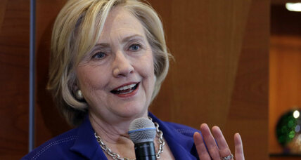 Hillary Clinton's answer to the wage gap: Profit-sharing? (+video)