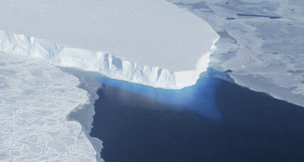 Scientists find 'surprisingly high' heat beneath West Antarctic Ice Sheet (+video)