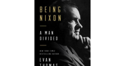 'Being Nixon' portrays a president divided against his better self